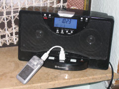 MP3-Radio mit USB